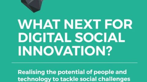 "Recent report on ""What next for digital social innovation?"""