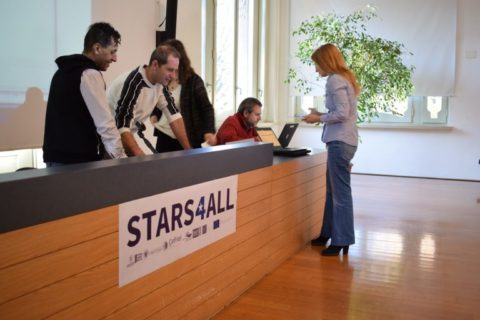 STARS4ALL: Lend a heLPIng hand to science