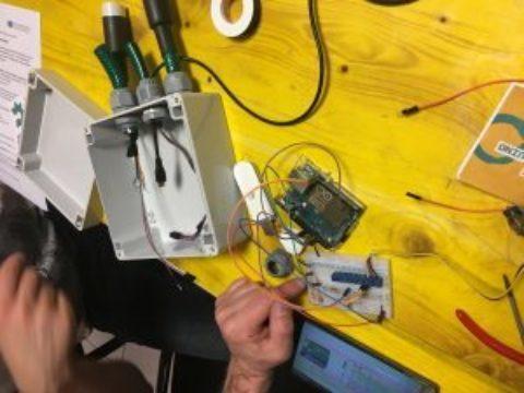 Report of the 1st CAPTOR DIY Workshop