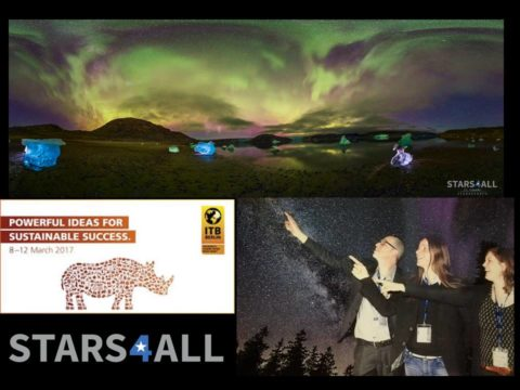 Sustainable tourism and starry nights