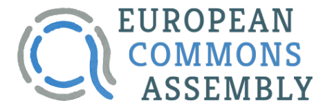 netCommons presented during the European Commons Assembly