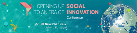 Opening Up To and ERA of SOCIAL INNOVATION #SocialinnovEU
