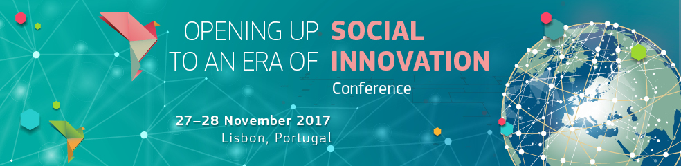 Opening up to an ERA of Social Innovation @ Lisbon, Portugal