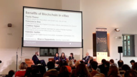 ChiC in the Blockchains for Social Good conference