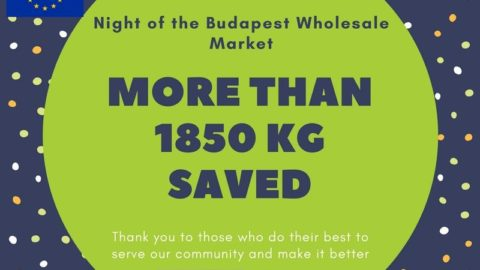 Night of the Budapest Wholesale Market – SavingFood