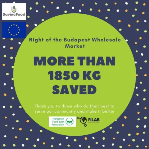 Night of the Budapest Wholesale Market – SavingFood