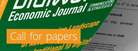 "Call for papers: DigiWorld Economic Journal devoted to the ""Sharing economy"""