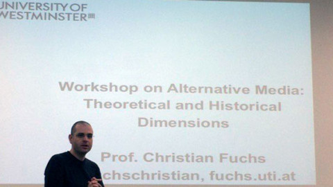 netCOMMONs participated at the Workshop on the history and theory of alternative media