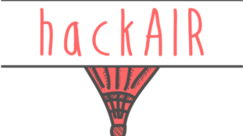 Sneak preview at the hackAIR platform