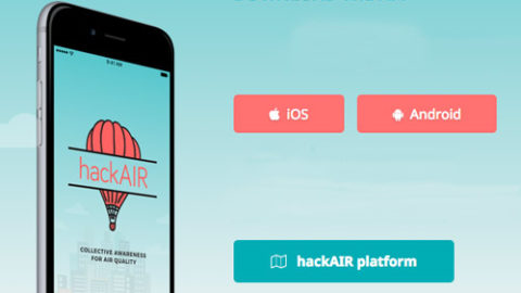 HackAIR newsletter now available