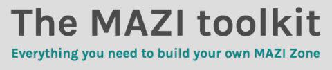 MAZI Do-It-Yourself wireless networking toolkit