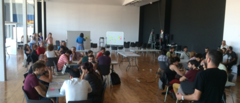 The first Open4Citizens hackathon cycle has now started